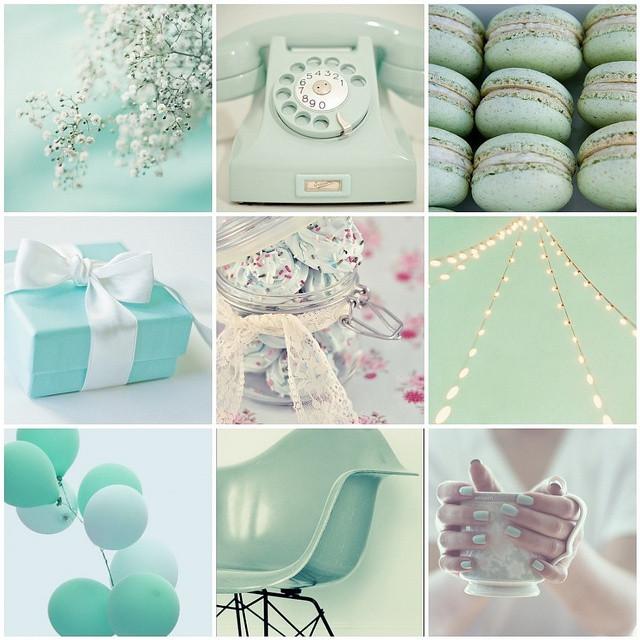 Pastel Wedding   ירוק מנטה מרענן
