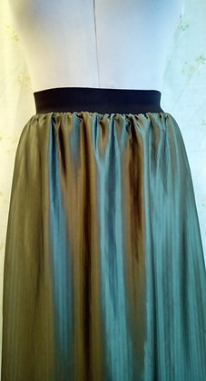 Olive Formal Skirt