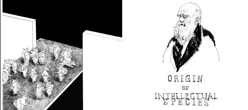 智慧生命之起源|Origin of Intellectual Species
