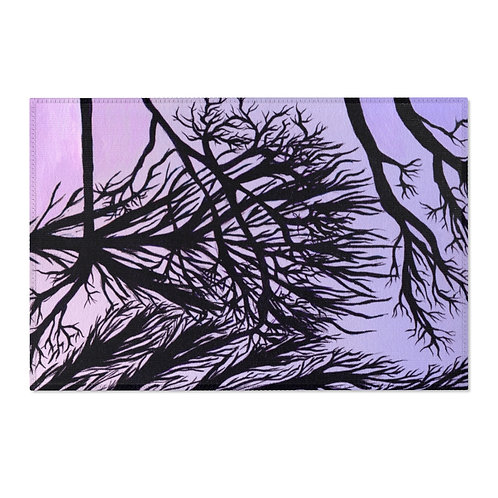 Winter Tree - Area Rug
