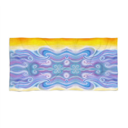 Relief - Beach Towel