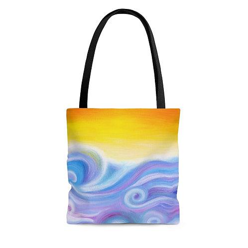 Relief - AOP Tote Bag