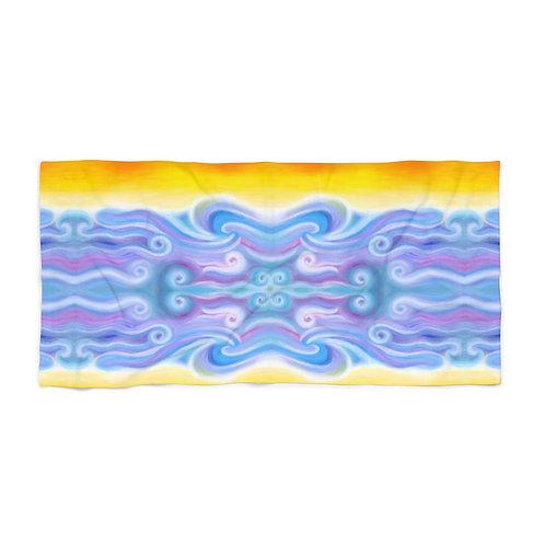Relief - Beach Towel