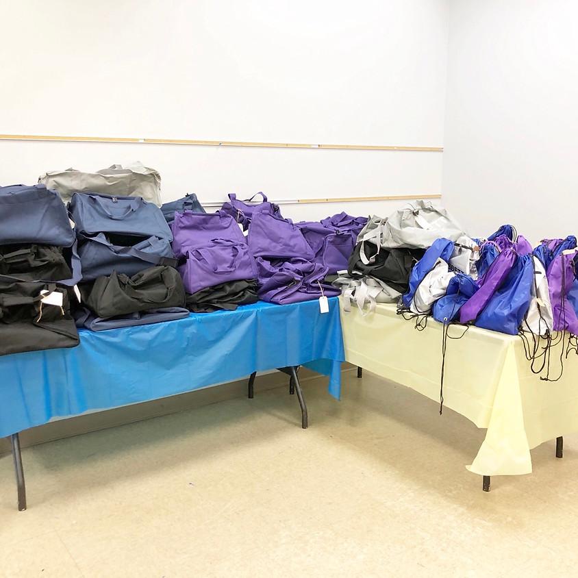 Donation Drive & Volunteer Event, 02/29/2020