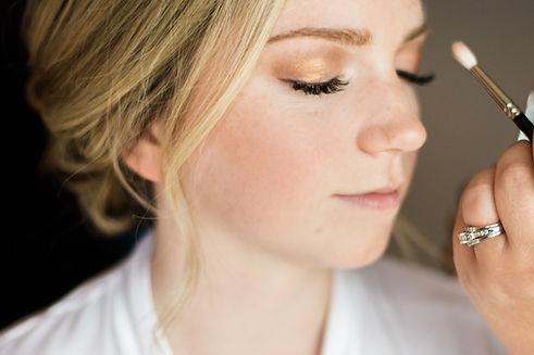 Bridal Makeup - Tara Taylor