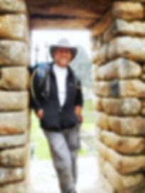 Ross Neder in Peru