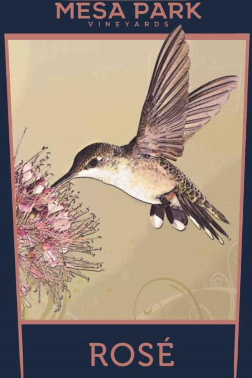 2020 Rosé of Merlot