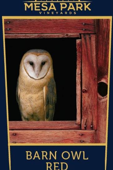 Barn Owl Red Blend