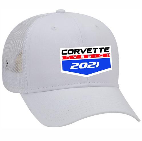 6 Panel Mesh Trucker Caps - CorvInv 2021