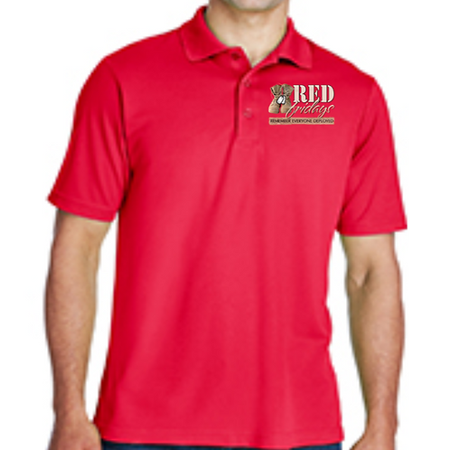 88181 - Red Friday Polo