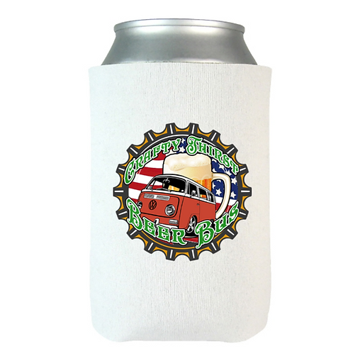 Soft Pocket Koozies - CTBeerBus