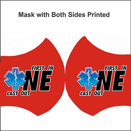MASK-EMT FirstInLastOut (2 Side Print)