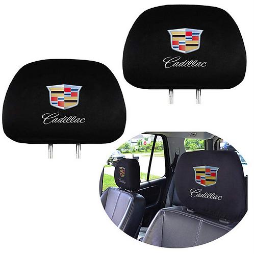 Headrest Covers - Cadillac