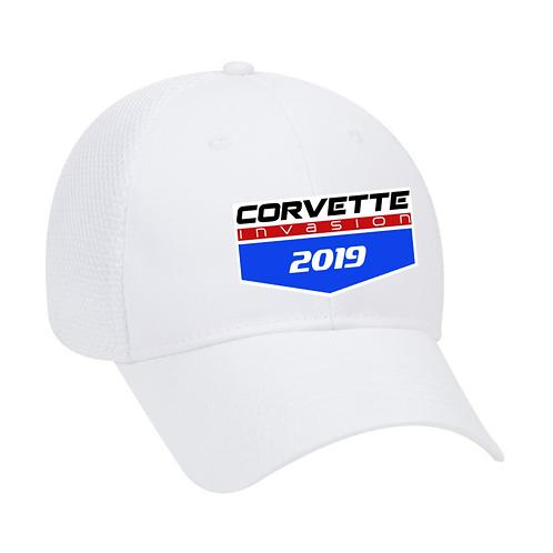 6 Panel Mesh Trucker Caps - CorvInv