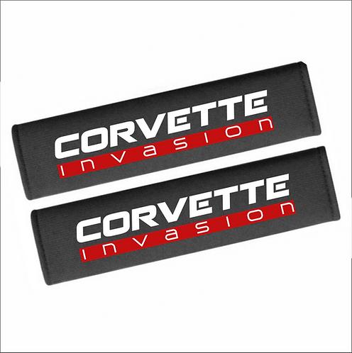 Seatbelt Covers - Corvette Invasion 2021