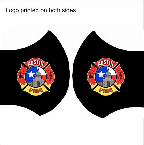 MASK-AustinFireDept (2 Side Print)