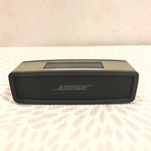 ①ワイヤレススピーカーBOSE SoundLink Miniスピーカー(Speaker) 1320円