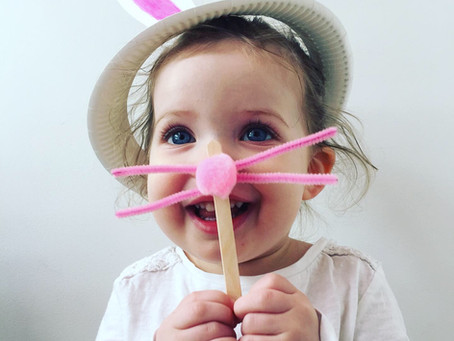 5 Easy Easter Art Ideas for Toddlers and Preschoolers