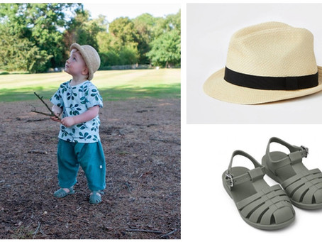 Summer styling ideas for your little one's Popsy and Mama wardrobe