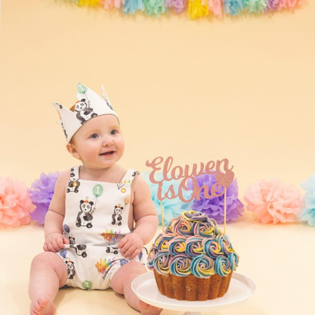 Birthday Romper Outfits