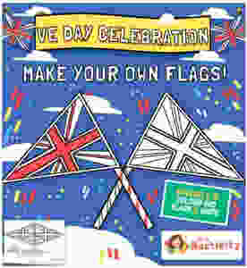 How to make VE Day flags