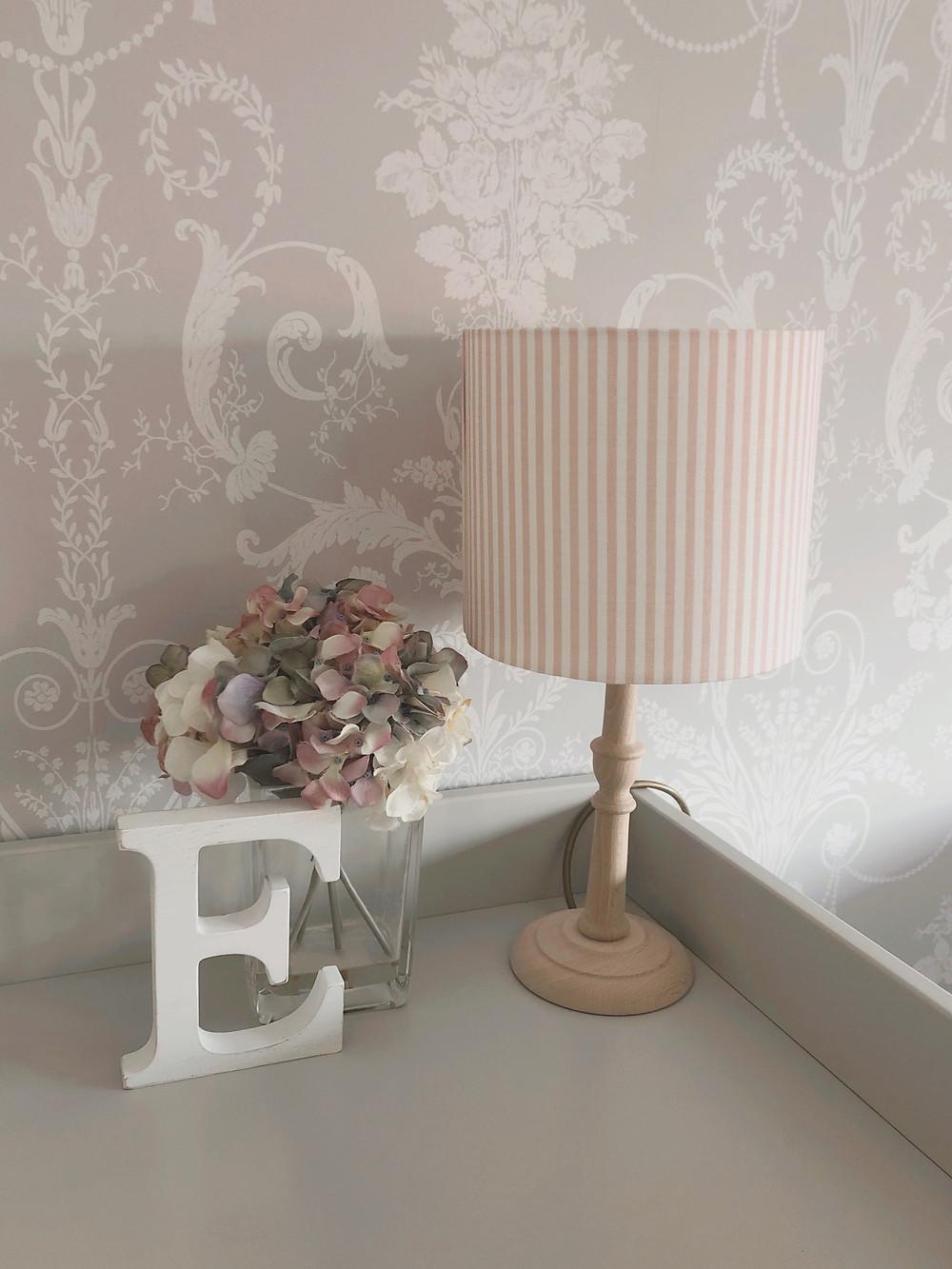 Molly & Lola handmade lampshade