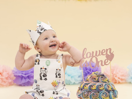 First birthday ideas: How to celebrate your baby's first birthday in style!