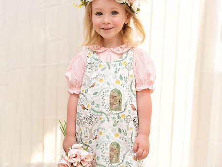 Handmade children's clothes UK: Summer Collection 2020