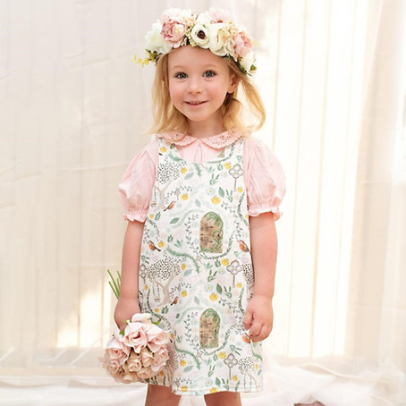 Handmade children's clothes UK: Summer Collection 2020