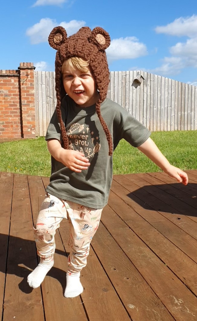 Autumn styling ideas for kids