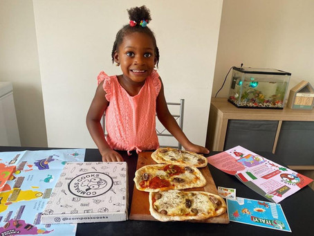 Summer activity ideas: Travel the world from your kitchen!