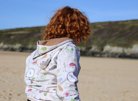Popsy and Mama's Spring 2020 Collection of Handmade Children's Clothes