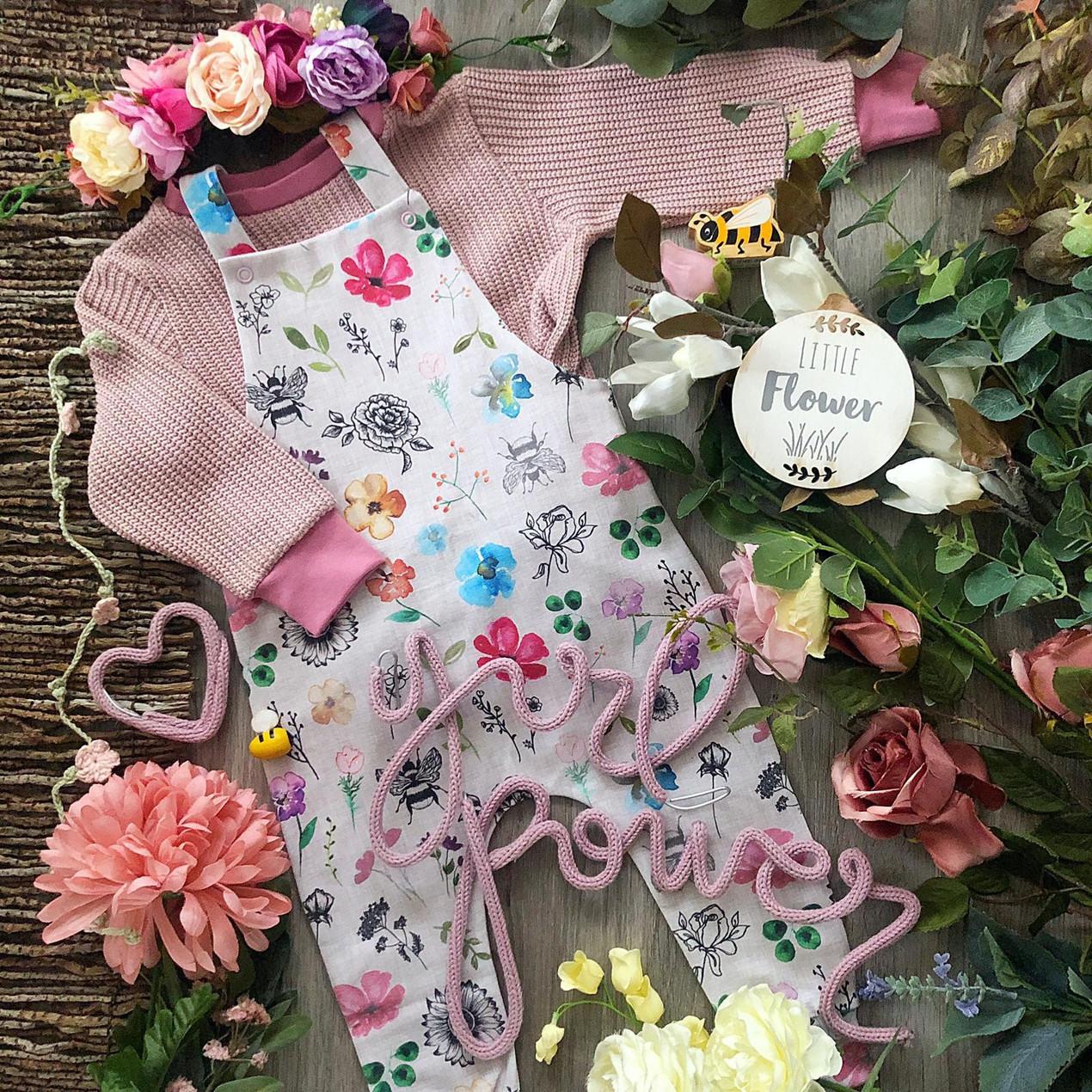 Handmade children's clothes UK