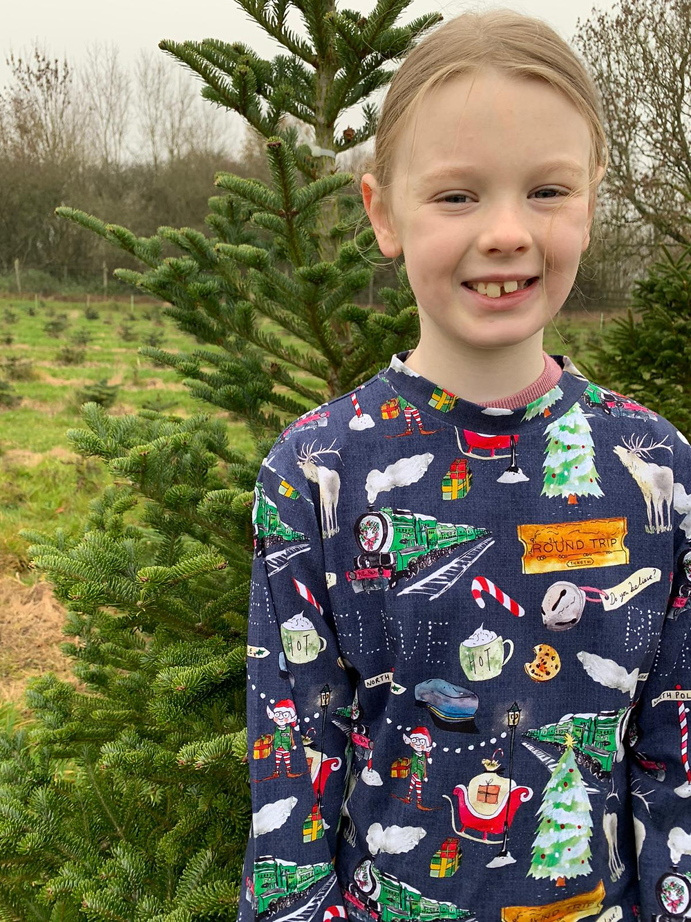 Christmas jumper for kids