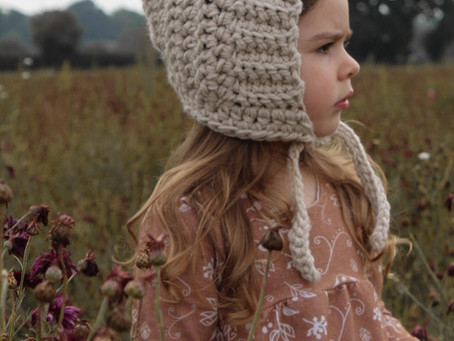 Autumn Collection catalogue of bespoke children's clothes, part 2.