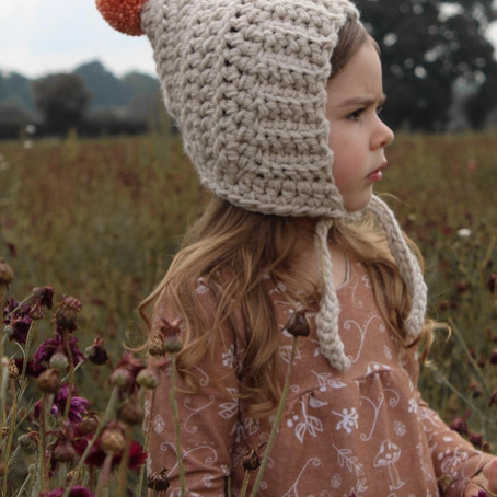 Autumn Collection catalogue of bespoke children's clothes, part 2.
