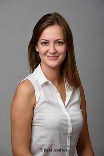 Ujlki Andrea - pszichológus