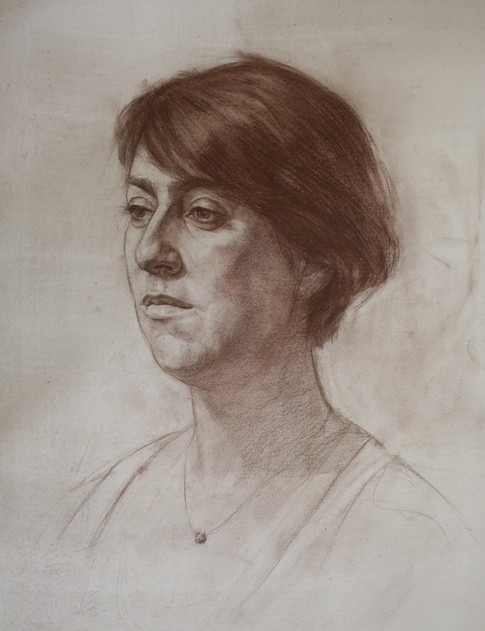 Portrait  Drawing