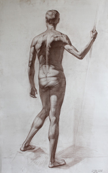 Nude figure Drawing Course