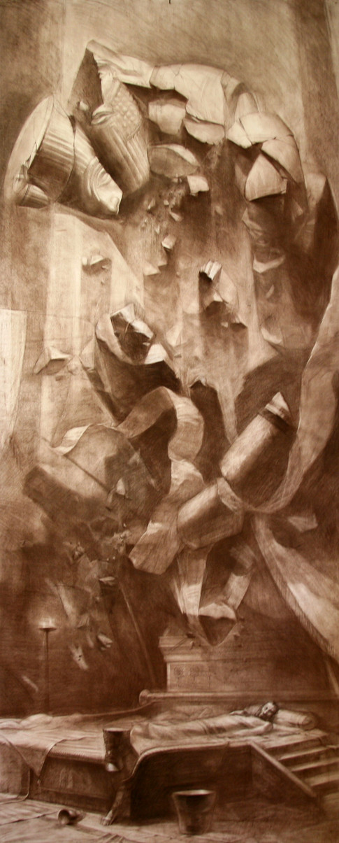 Composition drawing