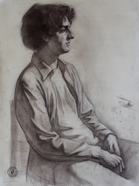 Portreiture drawing