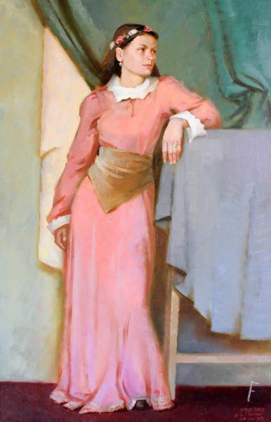 Full figure Painting
