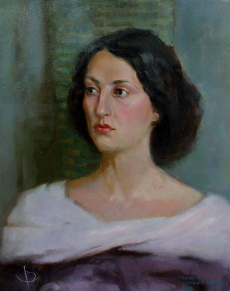 Portraiture  painting