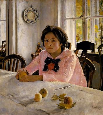 Статья 60 (2) Валентин Серов. «Девочка с персиками», 1887.jpg