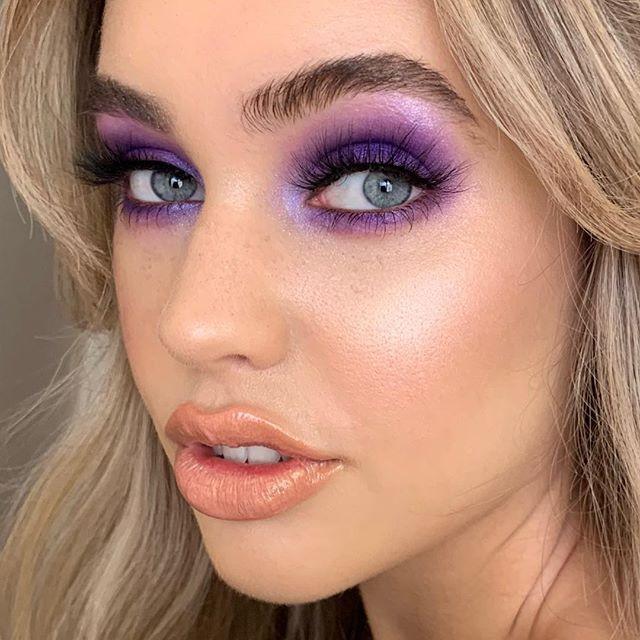 Purple is my new love 💜_Always love wor