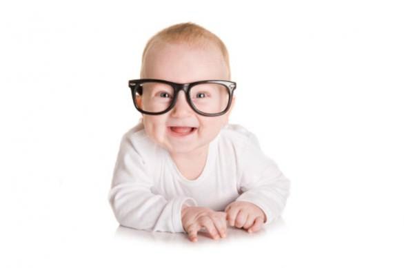 Augenuntersuchung für Kinder