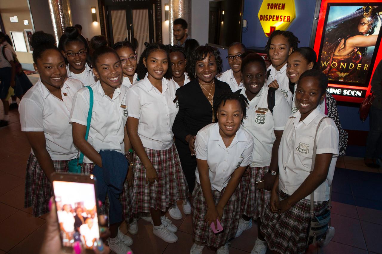 10,000 Girls Project - Trinidad and Tobago