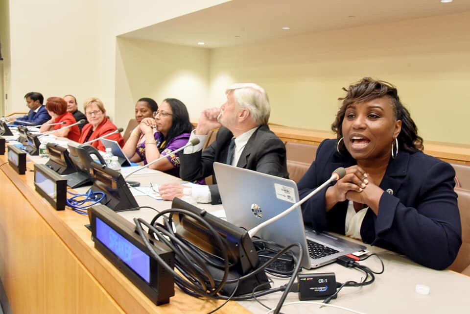 United Nations - Women and Health Panel