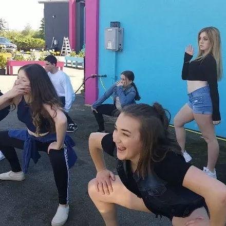 Teen Summer Performance Team
