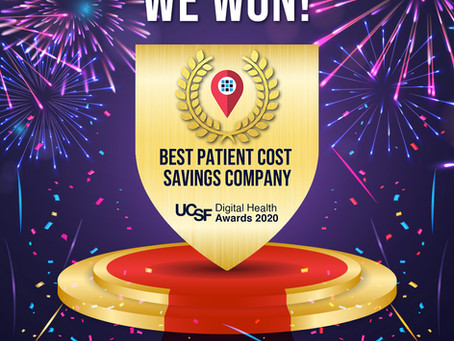 Advocatia Named Best Patient Cost Savings Company by UCSF
